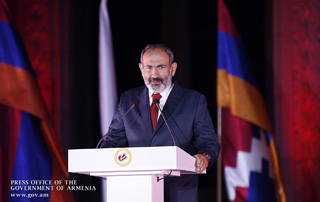 """The Pan-Armenian Games testify that we are united as a nation no matter where we live"" - PM attends 7th Pan-Armenian Summer Games closing ceremony"