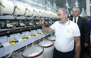 PM attends cotton-textile factory re-commissioning in Maralik