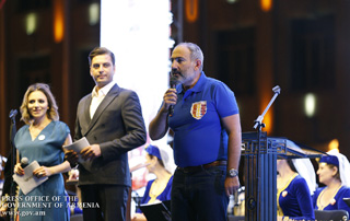 Remarks by Nikol Pashinyan at Gyumri Day-dedicated festive event