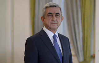 Statement by Prime Minister Serzh Sargsyan on Armenia's internal political situation