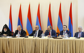 """Nikol Pashinyan: """"The process of building a free and happy Armenia is irreversible"""""""