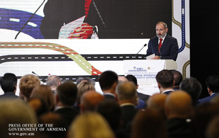 """Armenia is ready to do its utmost to ensure access to new markets"" - PM attends ""The Transit Potential of the Eurasian Continent"" conference"