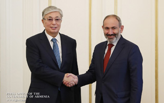 "Prime Minister: ""Armenia is interested in developing trade and economic ties with Kazakhstan"""