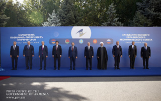 """Through close cooperation between all EAEU units, we managed to expand the Union's geographical coverage"" - Yerevan hosts Eurasian Economic Council meeting"