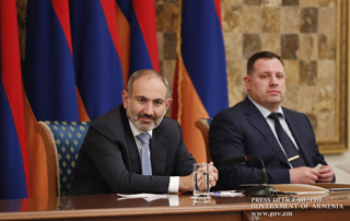"""Investigative Committee's main mission is to foster a sense of equity and an atmosphere of justice in our country"" - Nikol Pashinyan attends Investigator's Day-dated gala event"