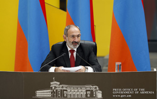 """100 Facts about New Armenia -2"" - PM Nikol Pashinyan's introductory remarks at his press conference"