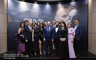 "PM Pashinyan attends premiere of ""Gate to Heaven"" drama movie"