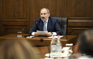 "Nikol Pashinyan. ""The economic revolution is gaining momentum in Armenia: it is a reality"""