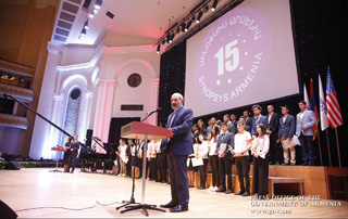 """Intellect has triumphed in our country, and its triumph is irreversible"" - PM attends Synopsys Armenia's 15th anniversary celebration and IT Awards 2019 ceremony"