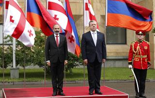 Թբիլիսիում կայացել են Հայաստանի և Վրաստանի կառավարությունների բարձր մակարդակի բանակցությունները