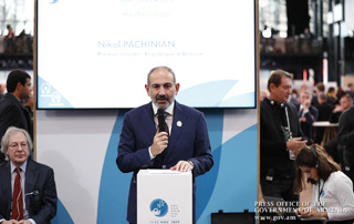 """We have made a commitment, and therefore, we must make efforts to achieve real changes in the region"" – PM Nikol Pashinyan's speech at the Paris Peace Forum"