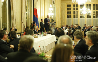 "PM: ""No border or divide between Armenia and the Diaspora; we are an indivisible whole"""