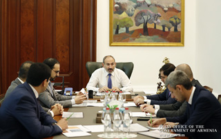 PM takes note of report on Armenia State Interest Fund activities