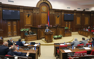 """Yes, we will have a revolutionary State budget in 2020, and the economic revolution is gaining momentum in Armenia"" - Concluding Remarks by Prime Minister Nikol Pashinyan at National Assembly Debate on 2020 State Budget Bill"