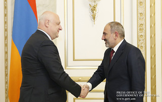 PM receives OSCE Parliamentary Assembly President