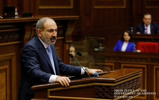 """Everyone should abide by the formula: ""Any single citizen can have a say on the future of the Republic of Armenia and the Republic of Artsakh, and I am one of them"" – PM delivers concluding remarks during 2020 State budget debate in National Assembly"
