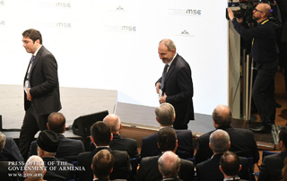 PM attends Munich Security Conference opening ceremony