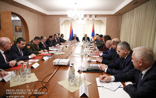 """Interaction between Armenia and Artsakh is the key to our people's security"" - The Security Councils of Armenia and Artsakh are holding a joint session in Stepanakert"