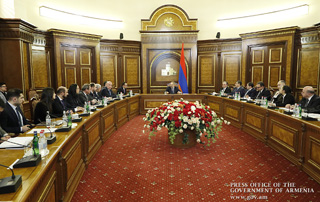"""In no case should there be panic in Armenia, and the Government shall safeguard the population against panic"" – Measures against coronavirus discussed in Government"