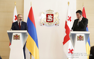 The rule of law has opened up new horizons for closer Armenian-Georgian cooperation