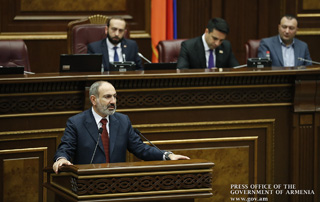 Remarks Delivered by Prime Minister Nikol Pashinyan at National Assembly Debate on Declaring State of Emergency in the Republic of Armenia
