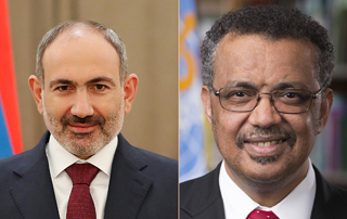 PM holds phone talk with WHO Director General Tedros Adhanom Ghebreyesus