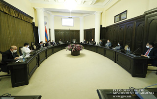 Work on preventing the spread of coronavirus infection discussed in Government
