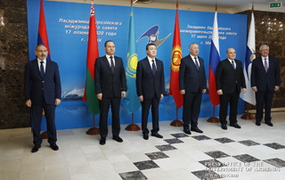 Prime Minister arrives in Belarus on working visit