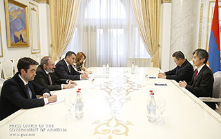 Issues related to the development of Armenian-Japanese relations have been discussed