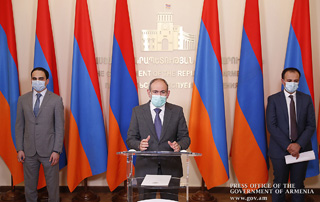 "Nikol Pashinyan: ""Anti-epidemic rules should be observed if we are to maintain the positive trend"""