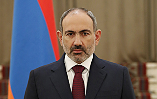 Prime Minister Pashinyan offers condolences to Georgian Premier