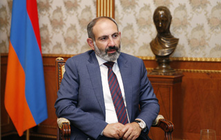 """This is a war declared by dictatorship against democracy"" – Armenian Prime Minister's interview with The Spectator"