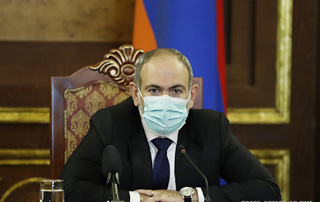 PM Nikol Pashinyan interviewed by Russian media representatives