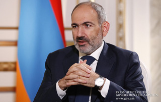 "Nikol Pashinyan: ""Nagorno-Karabakh is fighting against international terrorism, which makes great difference in the context of the Nagorno-Karabakh conflict"""