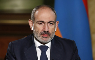 """The international community needs to show determination and recognize the independence of Nagorno-Karabakh"" - Armenian Prime Minister tells Euronews"