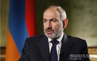 "Yes, the recognition of the status of Nagorno-Karabakh can be a way out of this situation"" – PM Pashinyan gives interview to German ZDF TV channel"