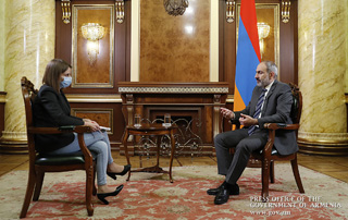 "Nikol Pashinyan: ""As long as Turkey's position remains unchanged, Azerbaijan will not stop fighting,"""