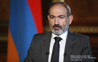 "PM: ""There was neither military infrastructure, nor any military personnel stationed in those sections of Stepanakert that had been shelled. This is being done as part of Azerbaijan's genocidal policy"""