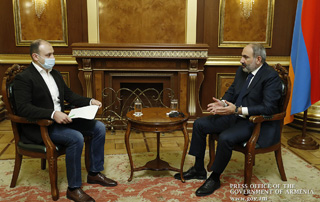 """We strive to get the international community to recognize the independence of Nagorno-Karabakh"" - Prime Minister's Interview to Interfax News Agency"
