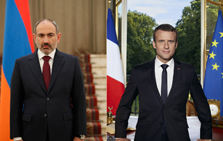 """Armenia condemns terrorism in all its manifestations"" - PM Pashinyan offers condolences to Emmanuel Macron"