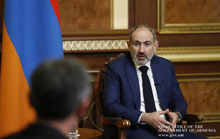 "We are not going to concede the ""Czechoslovakia"" to anyone: Nikol Pashinyan"