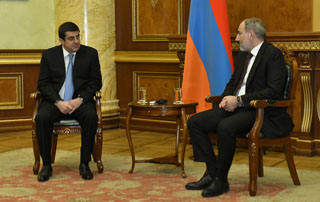 """We must focus on getting back to normal life in Artsakh"" – Armenia Prime Minister, Artsakh President Hold Meeting"
