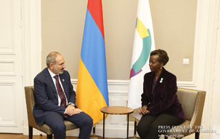 PM talks with Secretary General of the International Organization of La Francophonie Louise Mushikiwabo over the phone