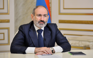 """Today's most important objective is to provide for stability and security around Armenia and Artsakh"" - PM addresses the nation"