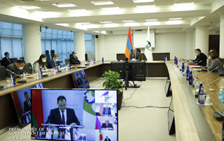 PM Pashinyan reaffirms Armenia's readiness for close cooperation towards EAEU development