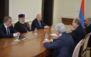 Joint appeal by secular and spiritual leaders of Armenia and Artsakh on the occasion of April 24