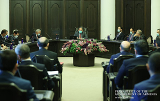 """Armenia's economy is showing the first signs of post-crisis recovery"" - PM refers to economic activity indicators at Cabinet meeting"