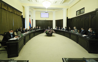 Police Reform Council meets, chaired by Prime Minister Nikol Pashinyan