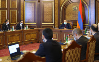 "PM: ""Science is the pillar that can lead the way in providing for Armenia's long-term development"""