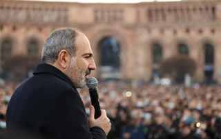 Prime Minister Nikol Pashinyan's Speech at Republic Square Rally